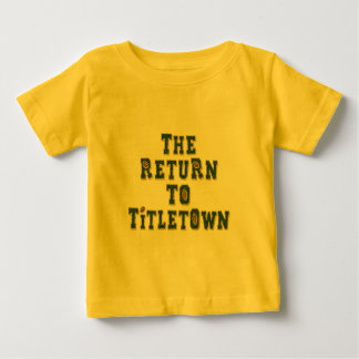 The Return To Titletown3 Shirt