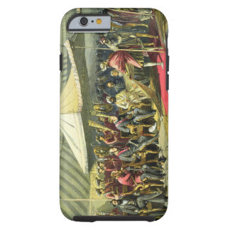 The Return Visit of the Viceroy to the Maharajah o Tough iPhone 6 Case