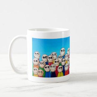 the reunion. coffee mug
