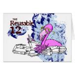 The Reusable 12 Card