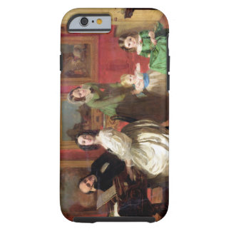The Rev. and Mrs Palmer-Lovell with their daughter Tough iPhone 6 Case