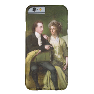 The Rev. and Mrs Thomas Gisborne, of Yoxhall Lodge Barely There iPhone 6 Case