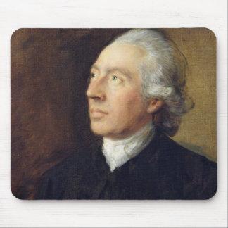 The Rev. Humphrey Gainsborough, c.1770-4 (oil on c Mouse Pad