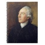 The Rev. Humphrey Gainsborough, c.1770-4 (oil on c Spiral Notebooks