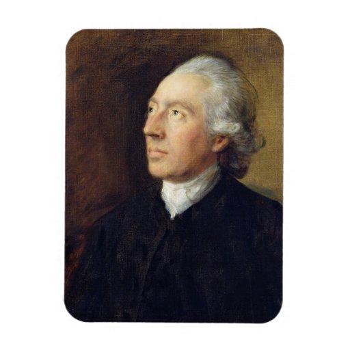 The Rev. Humphrey Gainsborough, c.1770-4 (oil on c Magnets