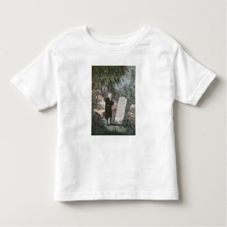 The Rev. John Wesley visiting his mother's grave T Shirt