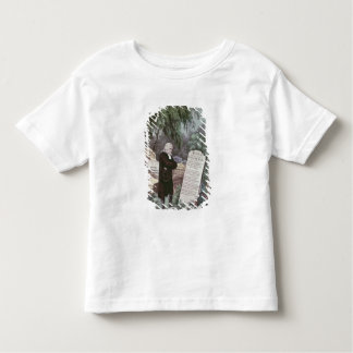 The Rev. John Wesley visiting his mother's grave Toddler T-shirt
