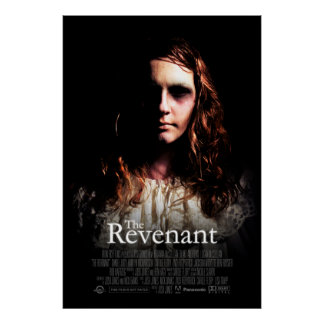 """The Revenant"" Theatrical One Sheet Poster"