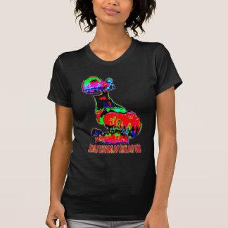 the Revenge of the Nerds T-Shirt (Girls-Black)
