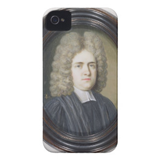 The Reverend Dr. Harris (w/c and gouache over grap Case-Mate iPhone 4 Case
