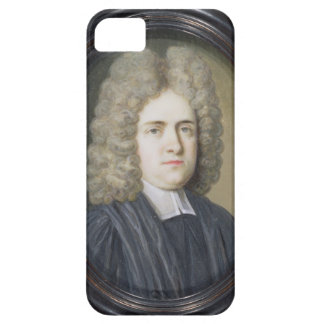The Reverend Dr. Harris (w/c and gouache over grap iPhone SE/5/5s Case