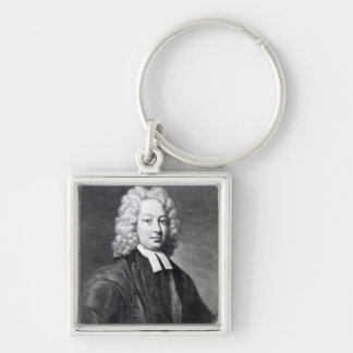 The Reverend Thomas Parnell 1771 Keychains