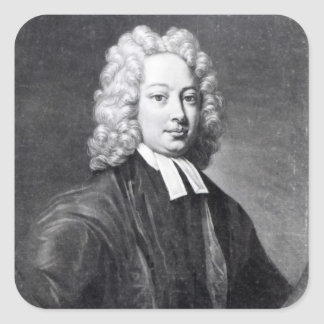 The Reverend Thomas Parnell 1771 Square Sticker