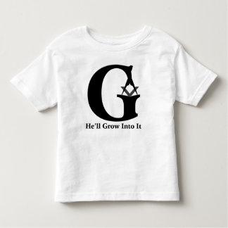 The Reversed G Shirt