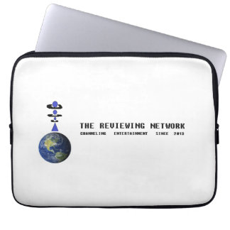 The Reviewing Network Laptop Sleeve