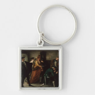 The Revolt of Esquilache Keychain
