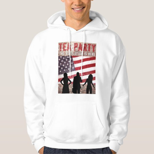 The Revolution Is Here Hoodie