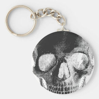 The Revolution Is Here Keychain