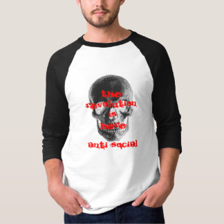 The Revolution Is Here T-Shirt