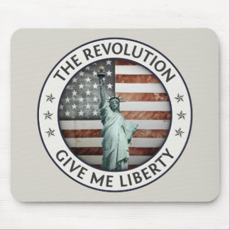 The Revolution Mouse Pad