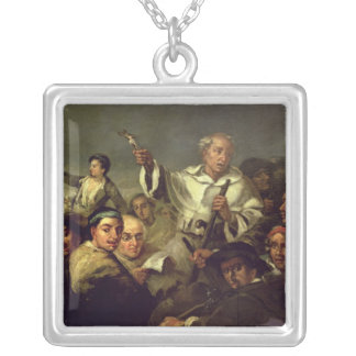The Revolution Silver Plated Necklace