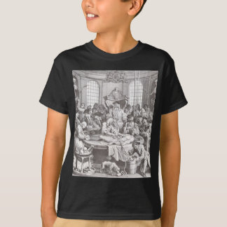 The Reward of Cruelty by William Hogarth T-Shirt