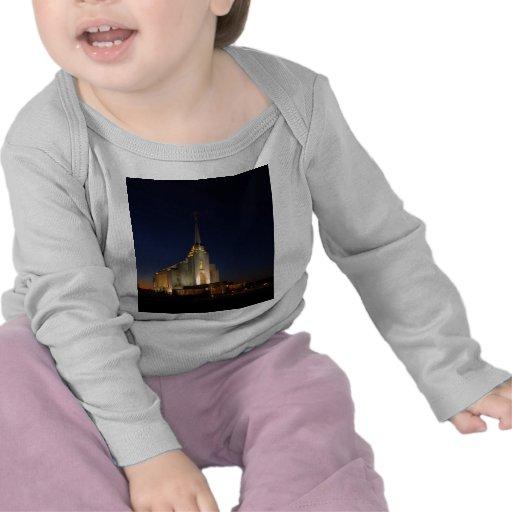 The Rexburg LDS Temple T-shirt