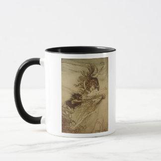 The Rhinemaidens teasing Alberich Mug