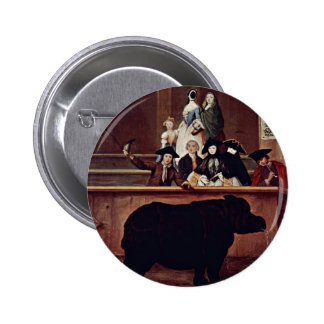 The Rhinoceros'' By Birth Name (Best Quality) Pinback Buttons