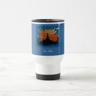 The Rhön 15 Oz Stainless Steel Travel Mug