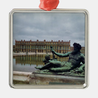 The Rhone, fountain by Jean-Baptiste Tuby Christmas Tree Ornament