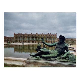 The Rhone, fountain by Jean-Baptiste Tuby Postcard