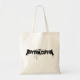 The Rhythm Coffin - Tote Bag