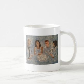 The Rhythm in Blue Mug