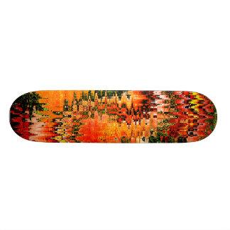 The Rhythm of Life Skateboard