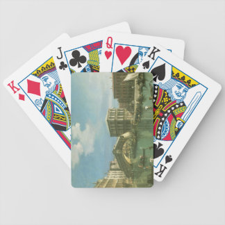 The Rialto Bridge, Venice Bicycle Playing Cards