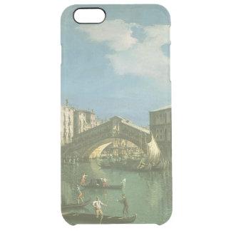 The Rialto Bridge, Venice Clear iPhone 6 Plus Case