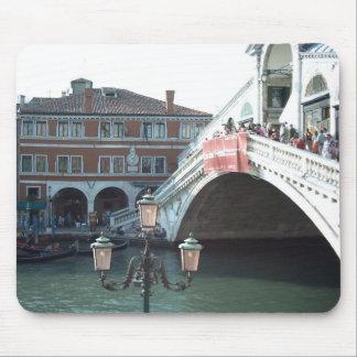 The Rialto Bridge,Venice Mouse Pad