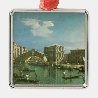 The Rialto Bridge, Venice Ornament
