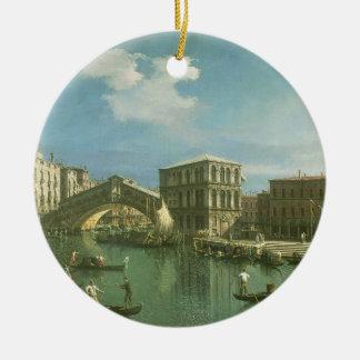 The Rialto Bridge, Venice Ornaments