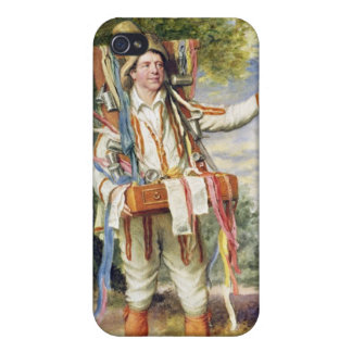 The Ribbon Seller, 1874 iPhone 4 Cover