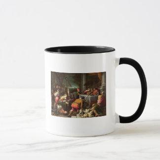 The Rich Man and Lazarus, 1590-95 Mug
