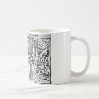 The Rich Man The Queen by Hans Holbein the Younger Coffee Mug