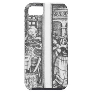 The Rich Man The Queen by Hans Holbein the Younger iPhone 5 Covers