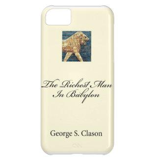 The Richest Man in Babylon iphone case