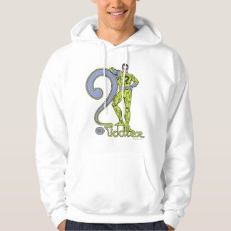 The Riddler & Logo Green Hoodie