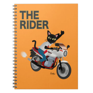 The Rider Notebook