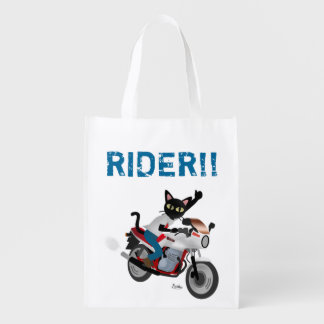 The Rider Grocery Bags