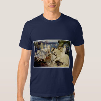 The Riders of the Sidhe T-shirt