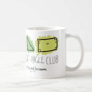 The Right-Angle Club Coffee Mug